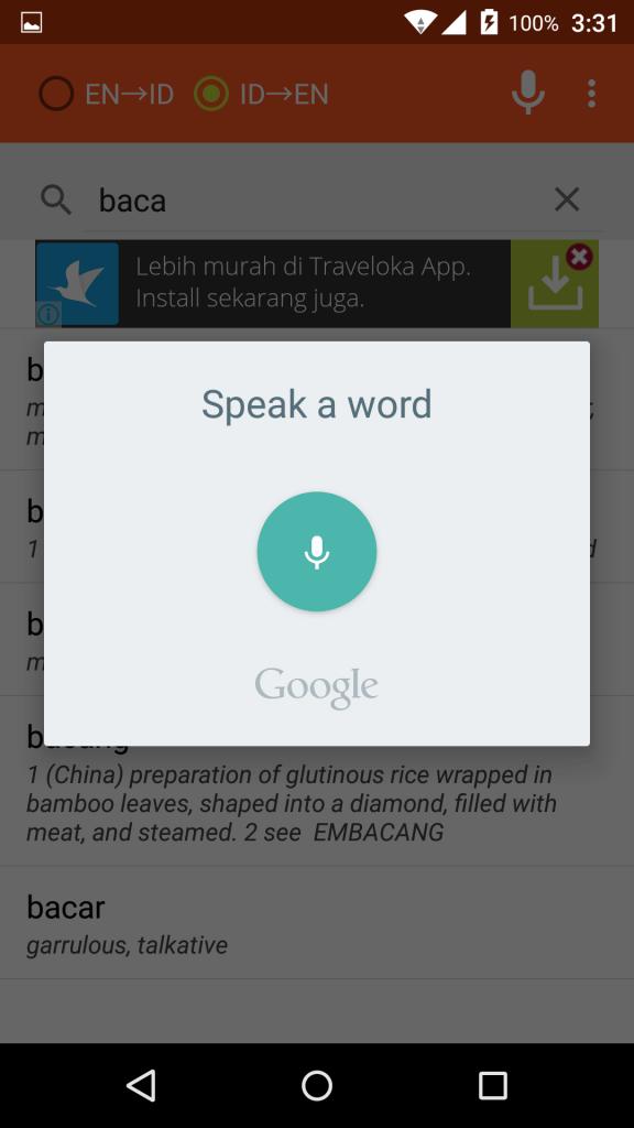 screenshot kamus bahasa inggris 2