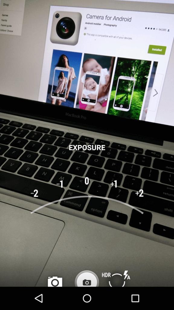 Screenshot Camera for Android 1
