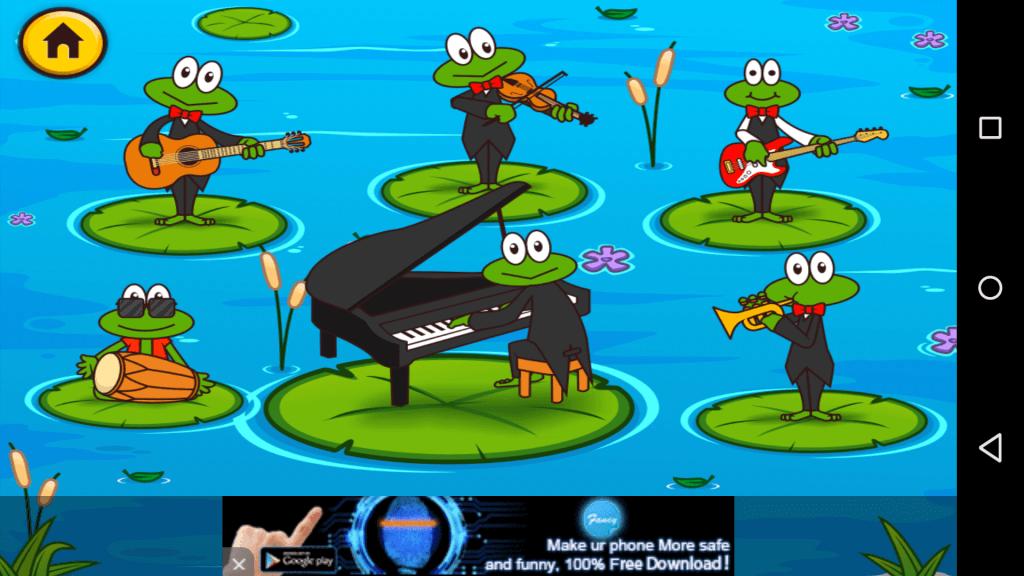 Screenshot Marbel Musik 1