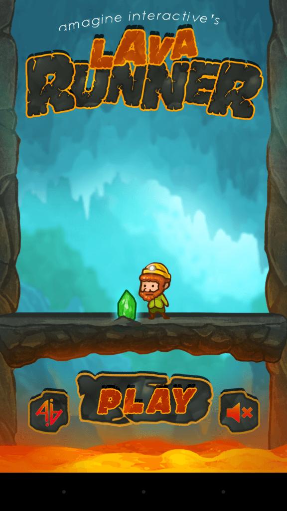 Screenshot Lava Runner 1