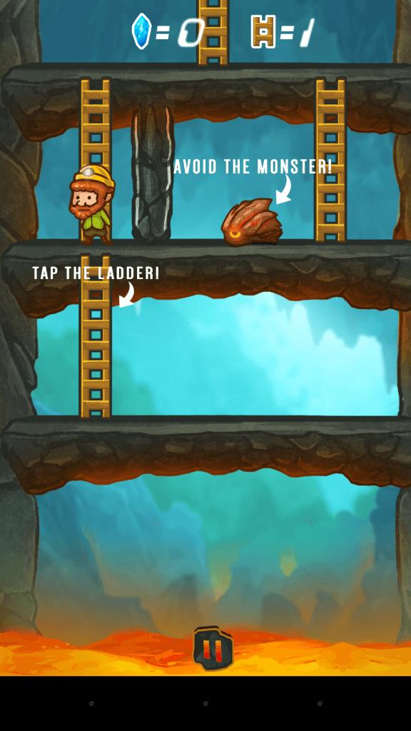 Screenshot Lava Runner 3