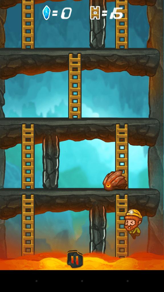 Screenshot Lava Runner 2
