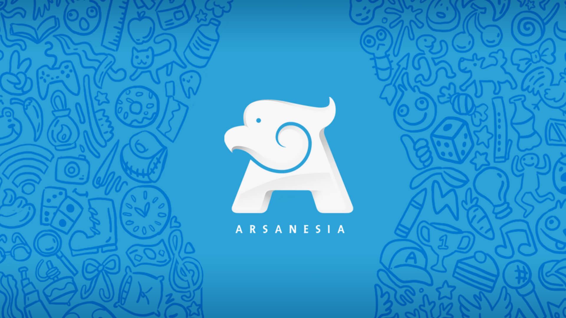 logo arsanesia