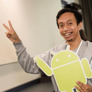 Ibnu Sina Wardy salah satu developer terbaik sharing di Aceh