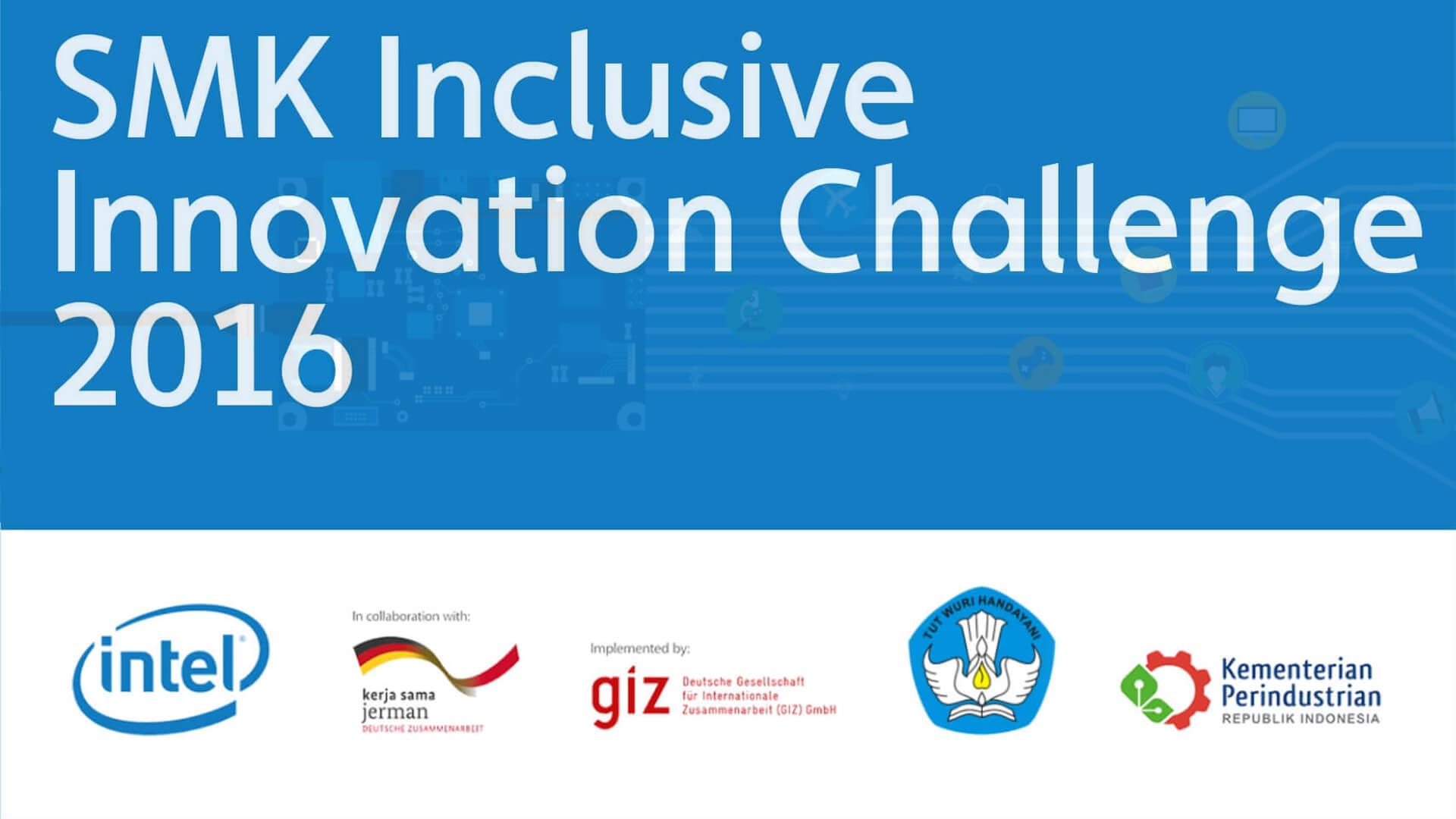 SMK Inclusive Innovation Challenge