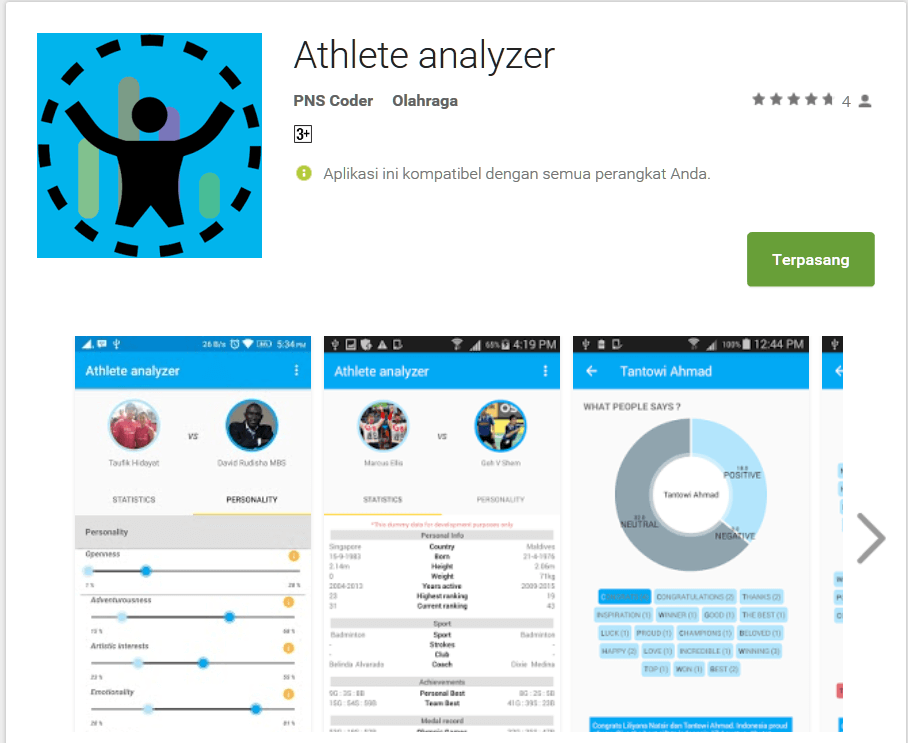 athlete analyzer