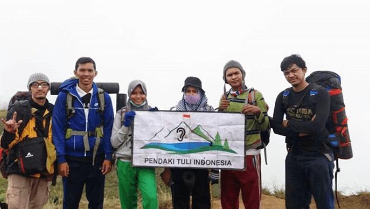 programmer aplikasi inklusif difabel mendaki gunung