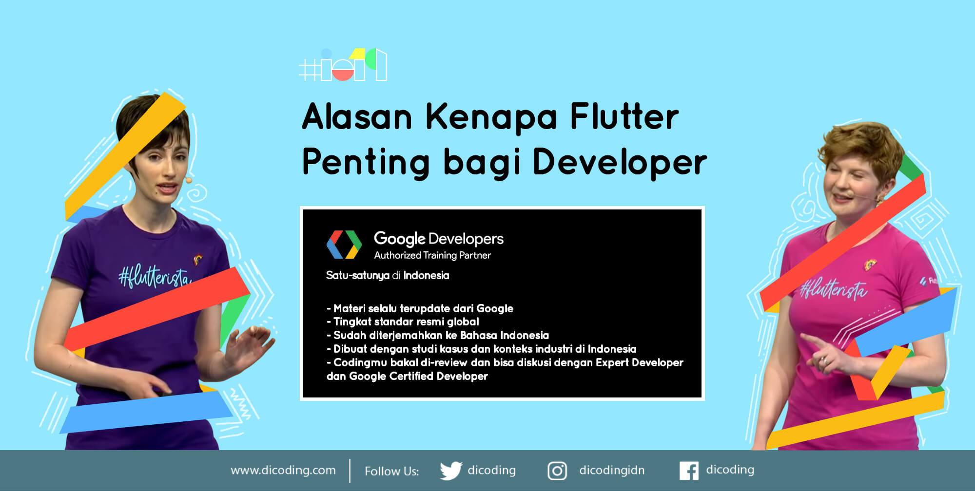 Alasan kenapa flutter penting bagi developer