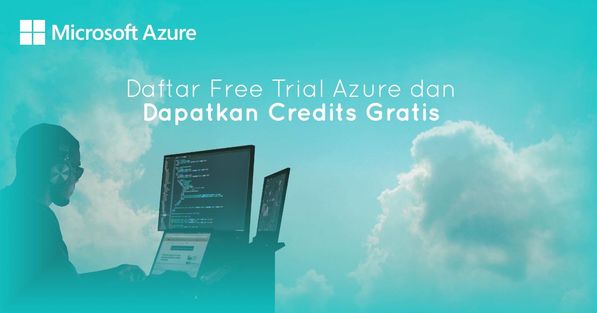 Free Trial Azure