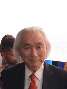 Michio kaku berbicara tentang masa depan manusia
