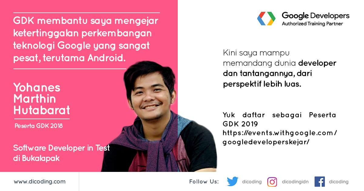 Google Developers Kejar