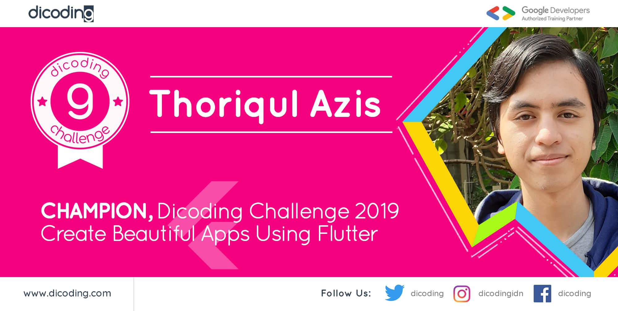 Bekal Membuat Aplikasi Dengan Flutter Developer Ini Ingin Membawa Orang Tuanya Ke Tanah Suci Dicoding Blog