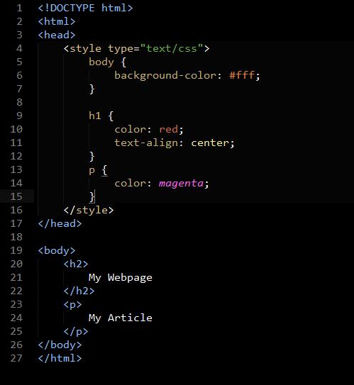ngoding dengan CSS