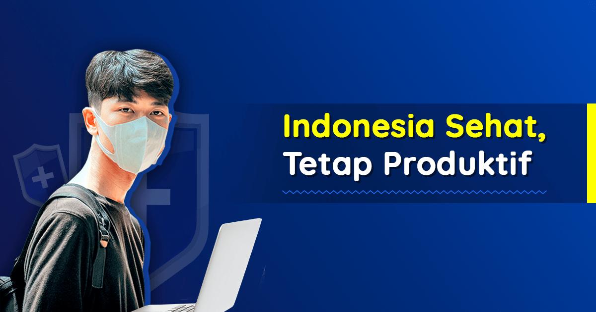 Beasiswa Indonesia Sehat Tetap Produktif