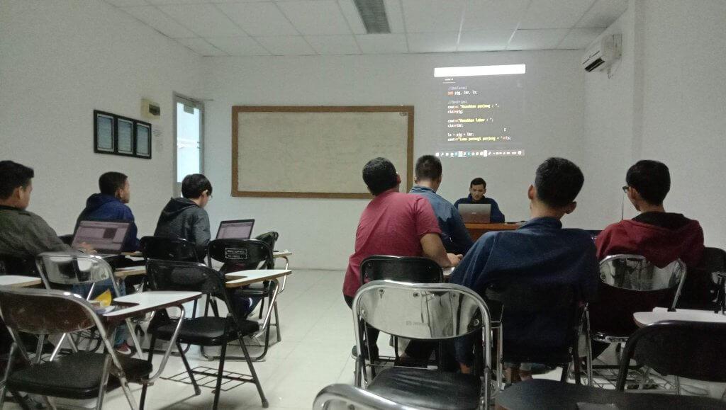 belajar pemrograman