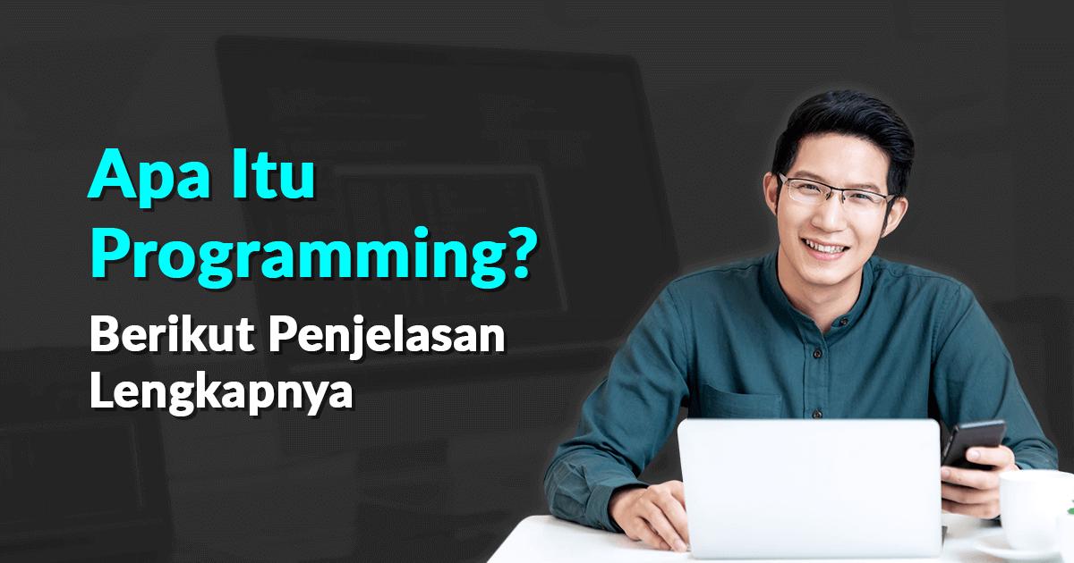 Apa Itu Programming Berikut Penjelasan Lengkapnya