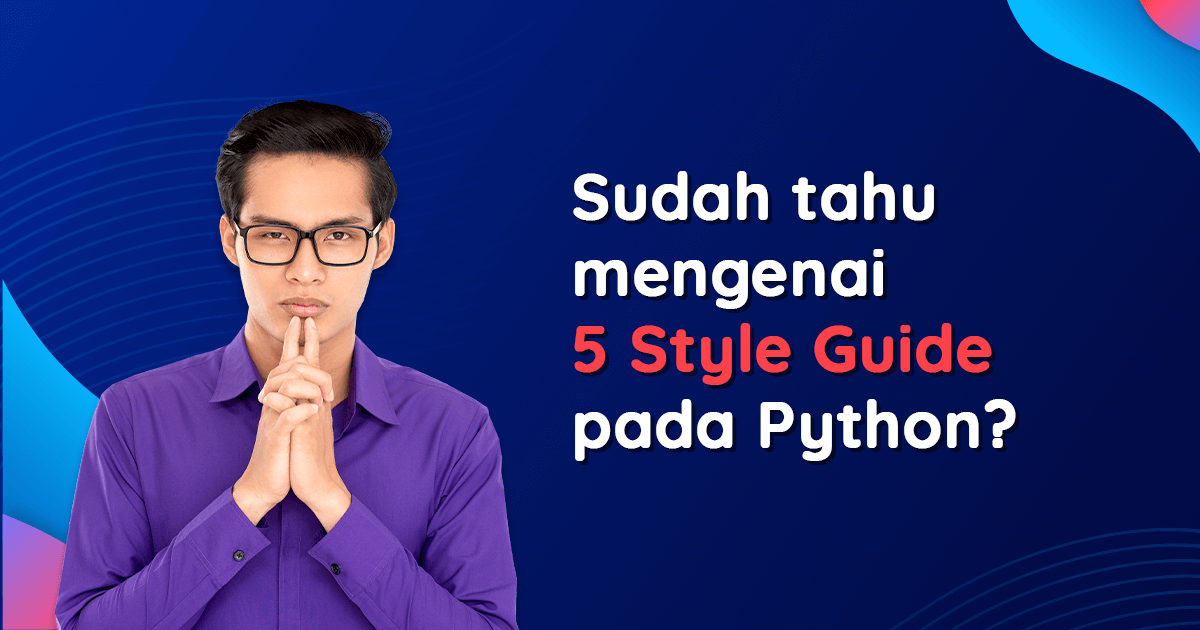 6 Style Guide Python