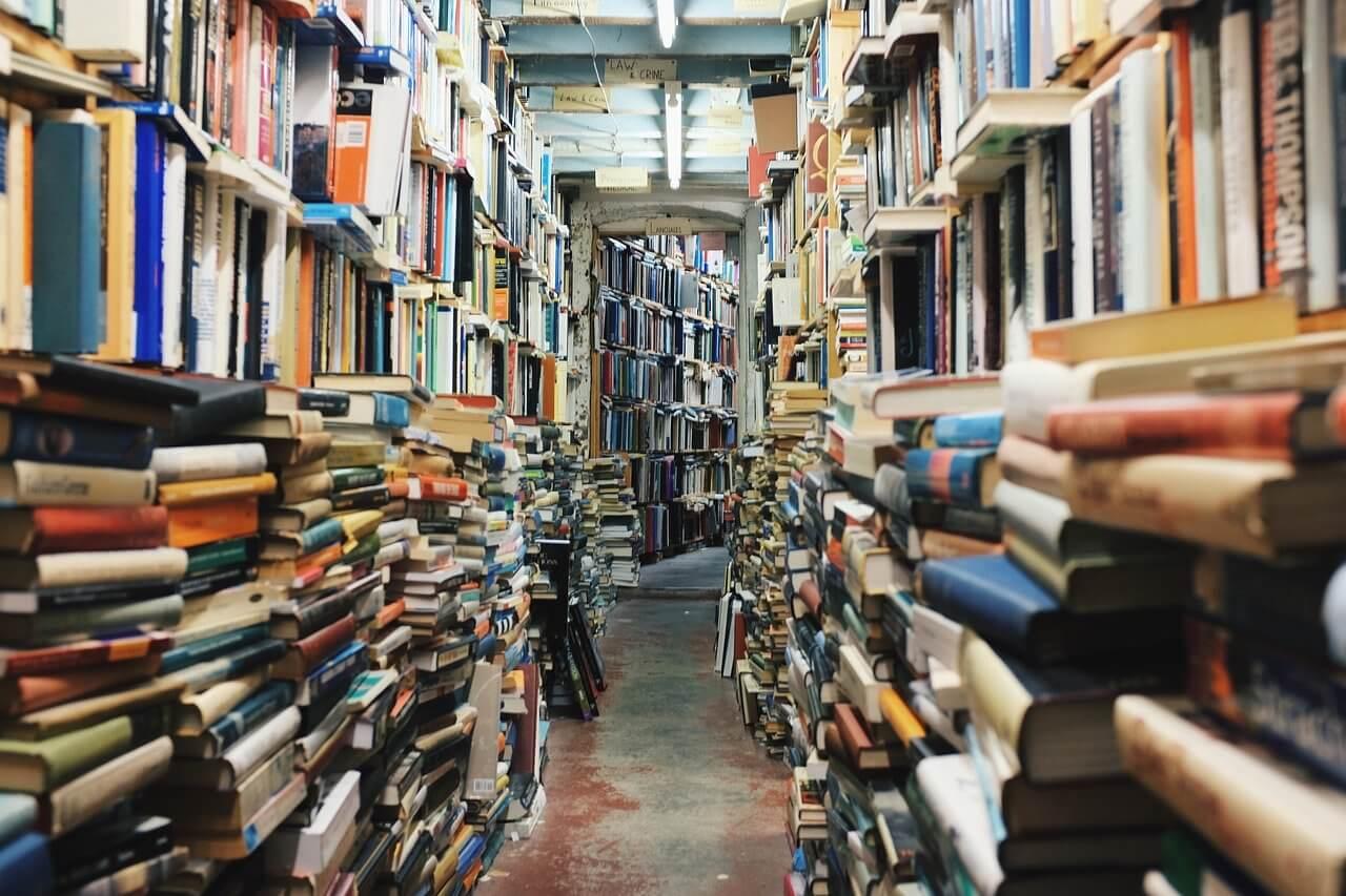 Pasar buku