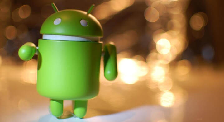 Android Alpha