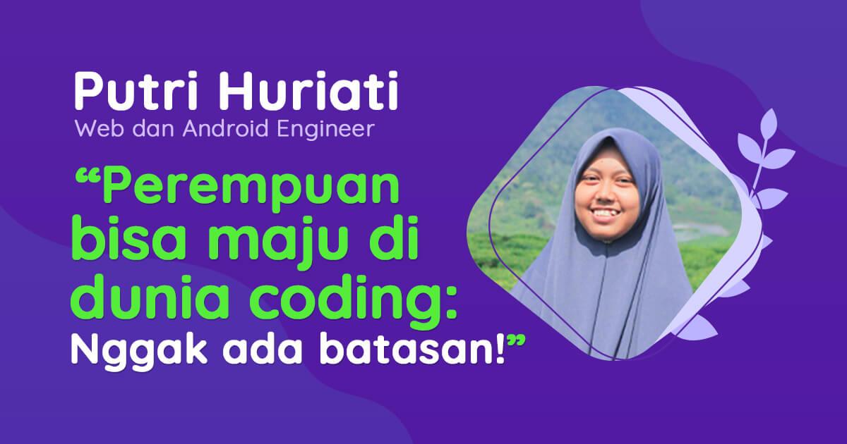 Karir Developer untuk perempuan Indonesia
