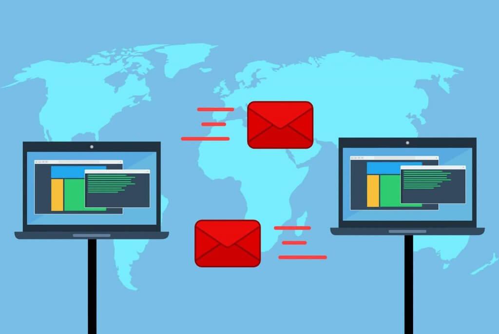 email server - pixabay