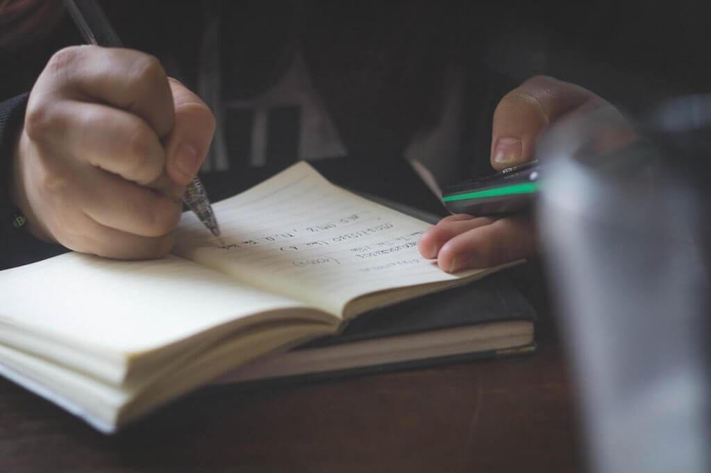 Cara Belajar dan Mencatat