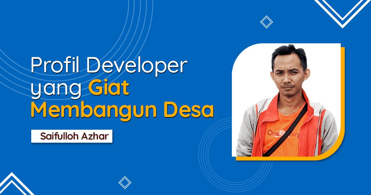 Profile developer