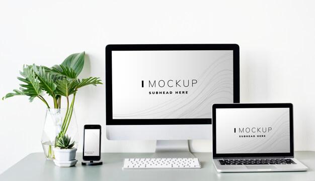 Gambar Mockup