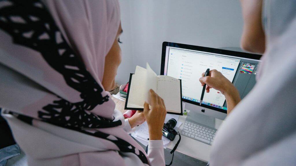 Muslim Diskusi Komputer