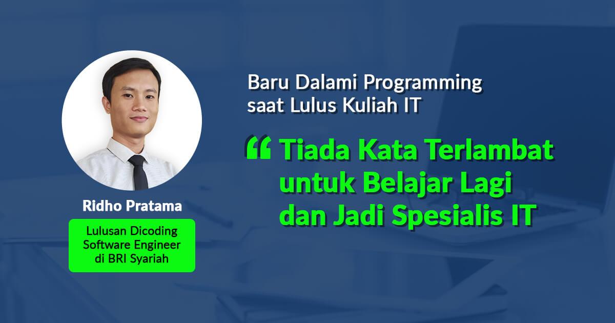 Karir Programming
