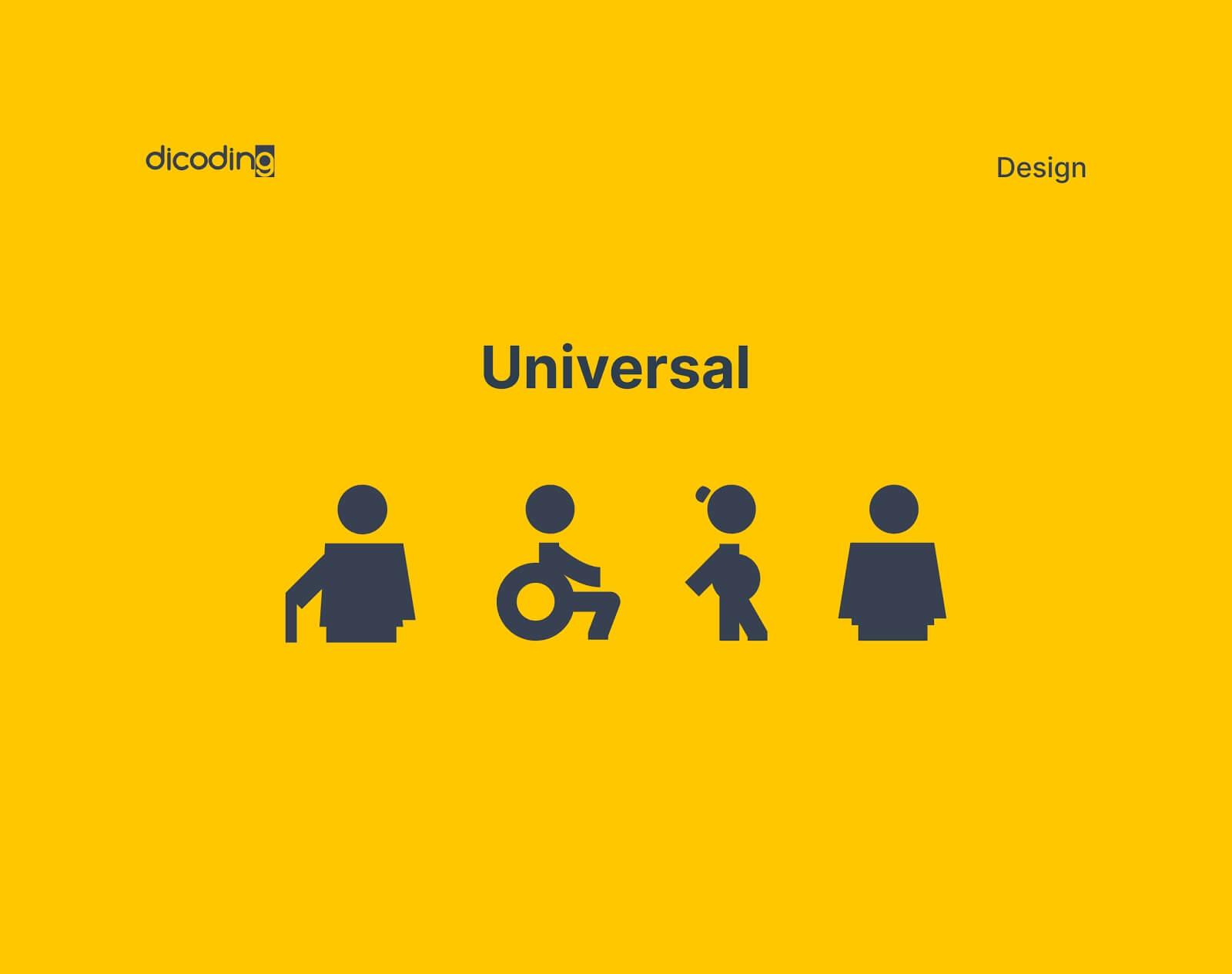 Design Principles-Universal