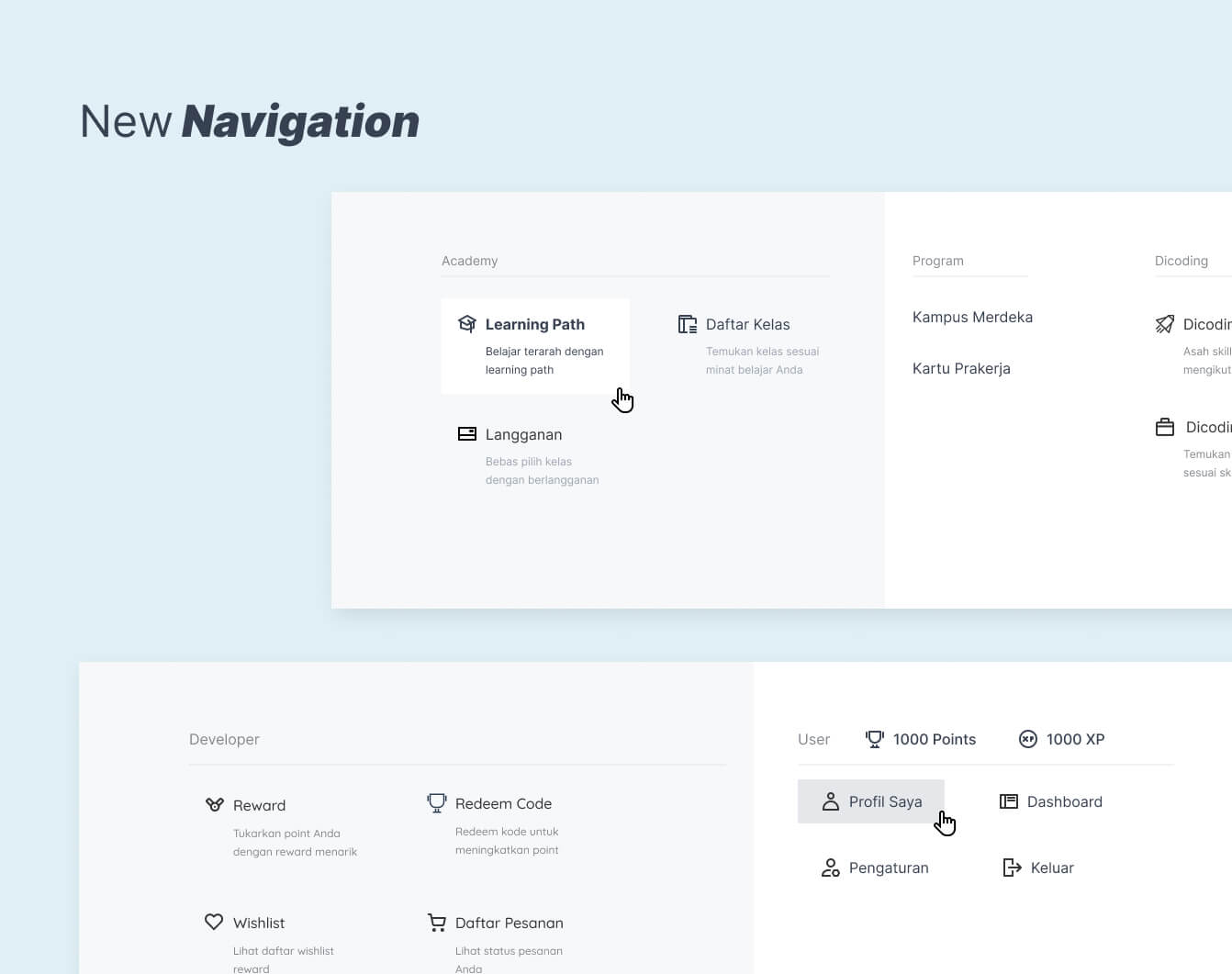 Homepage Navigation - Final