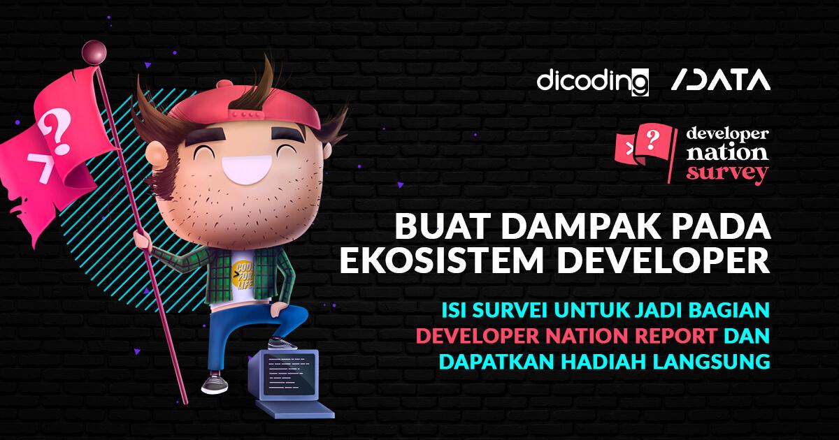 Developer Nation Survey