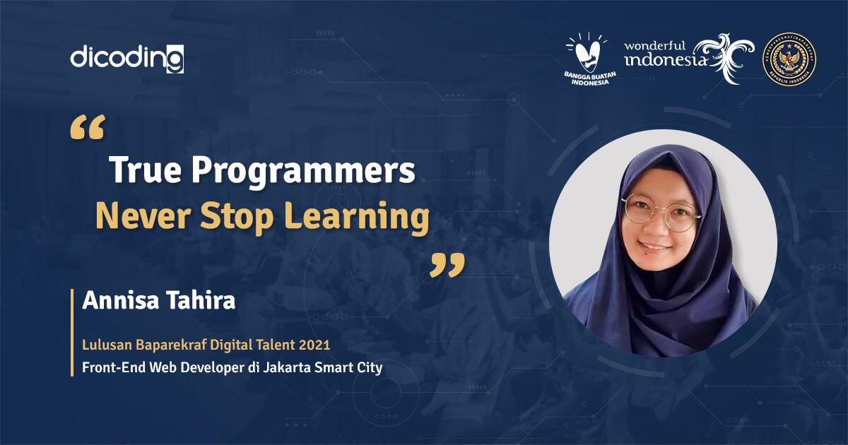 programmer perempuan