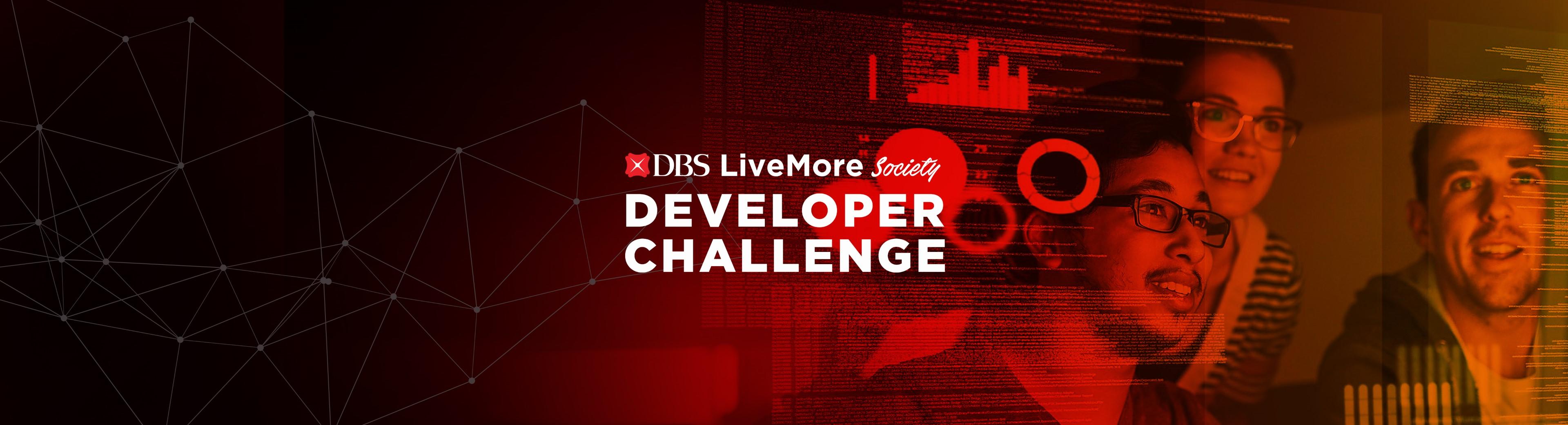 DBS Live More Society: Developer Challenge 2