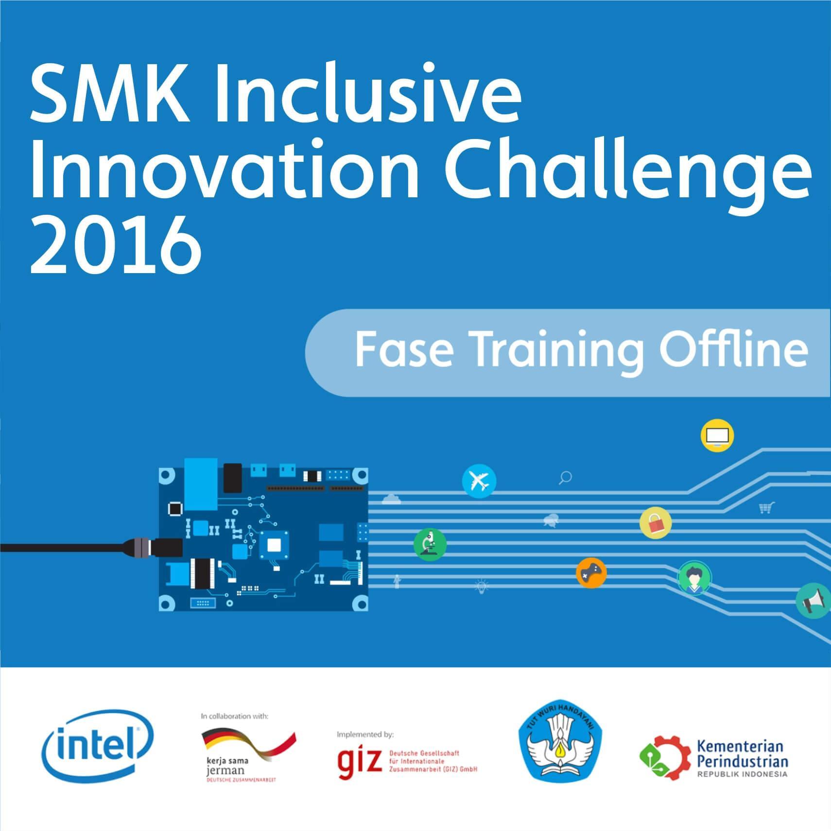 SMK Inclusive Innovation Offline Training - Malang
