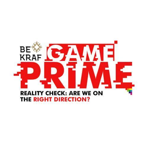 BEKRAF Game Prime 2016 Jakarta