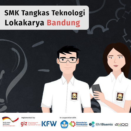 SMK Tangkas Teknologi : Lokakarya Bandung