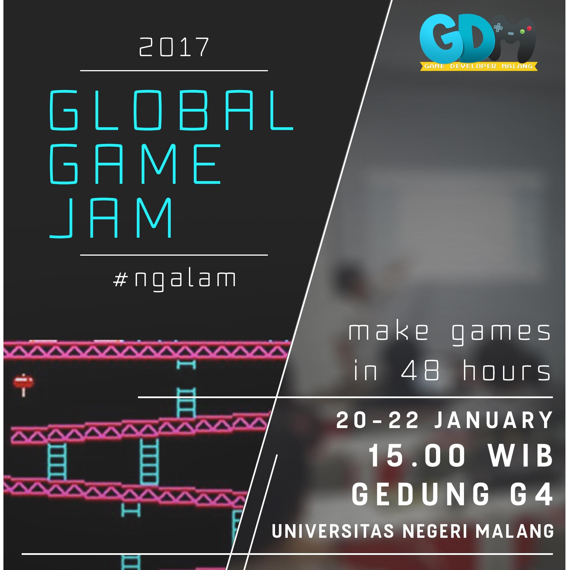 Global Game Jam Malang 2017