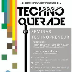 "Seminar ""Technopreneur"""