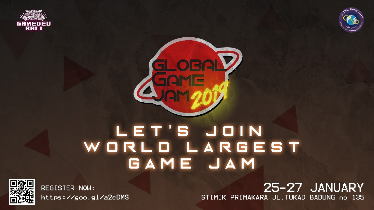 Bali Global Game Jam 2019