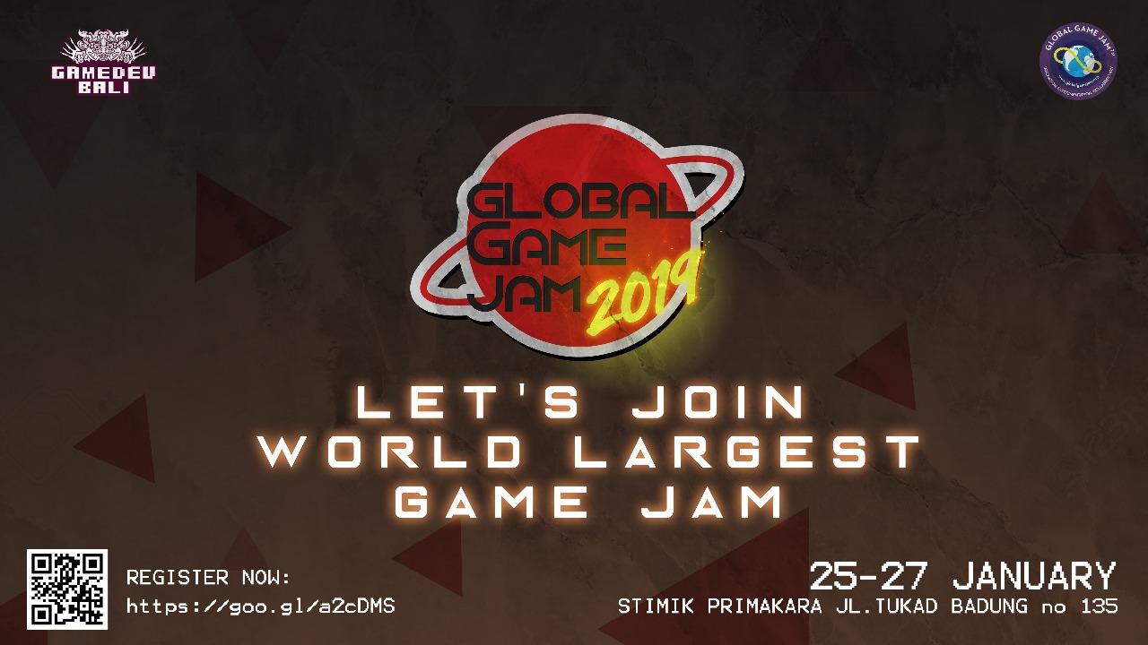 Bali Global Game Jam 2019