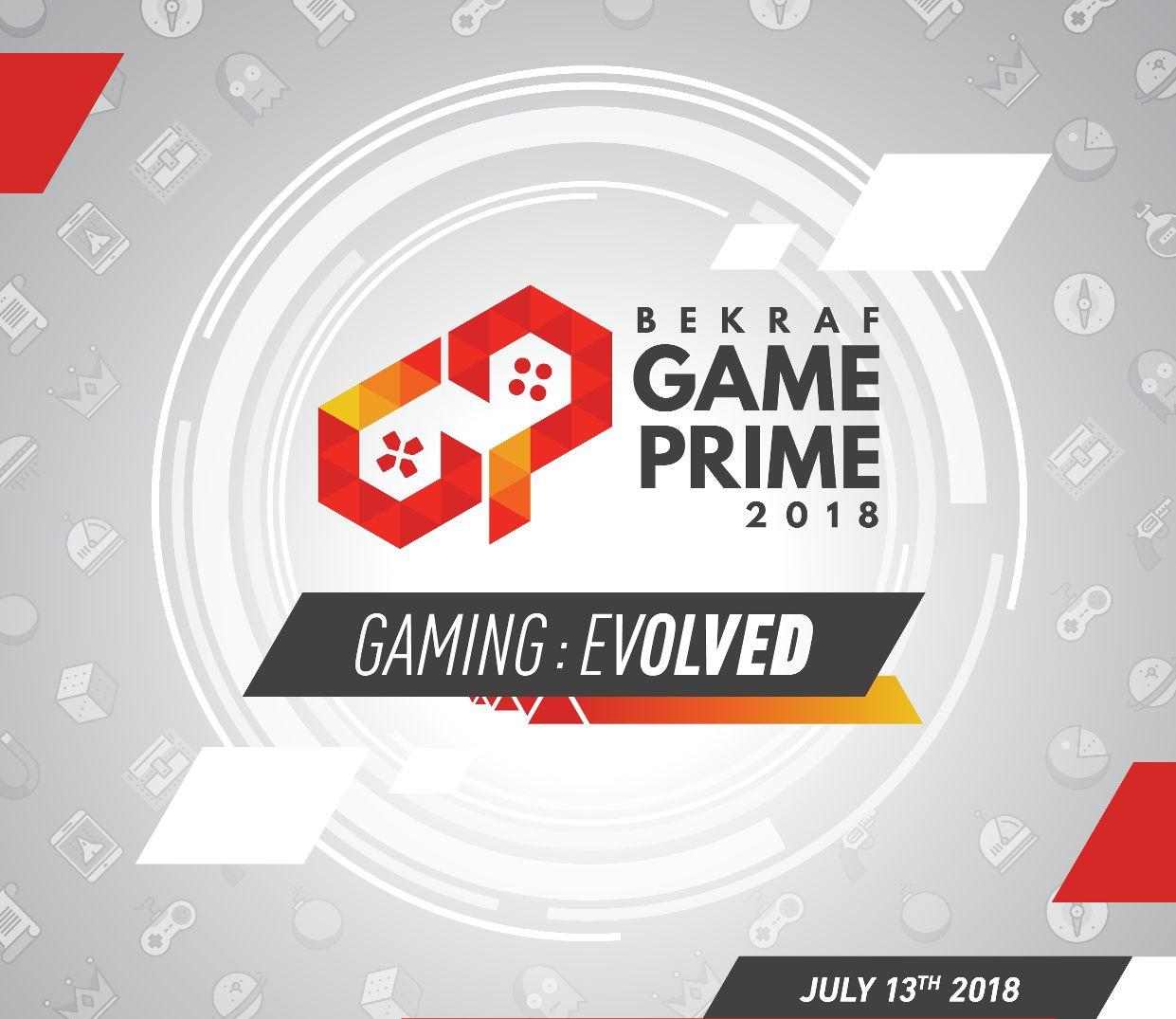 Bekraf Game Prime 2018 (Business Day)