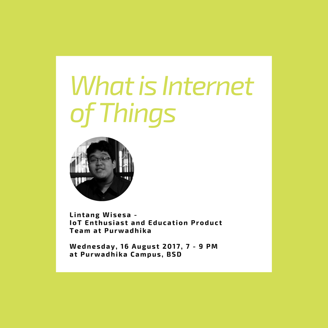 Find Out! What is Internet of Things?