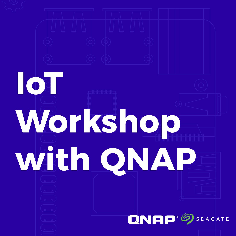 IoT Workshop with QNAP