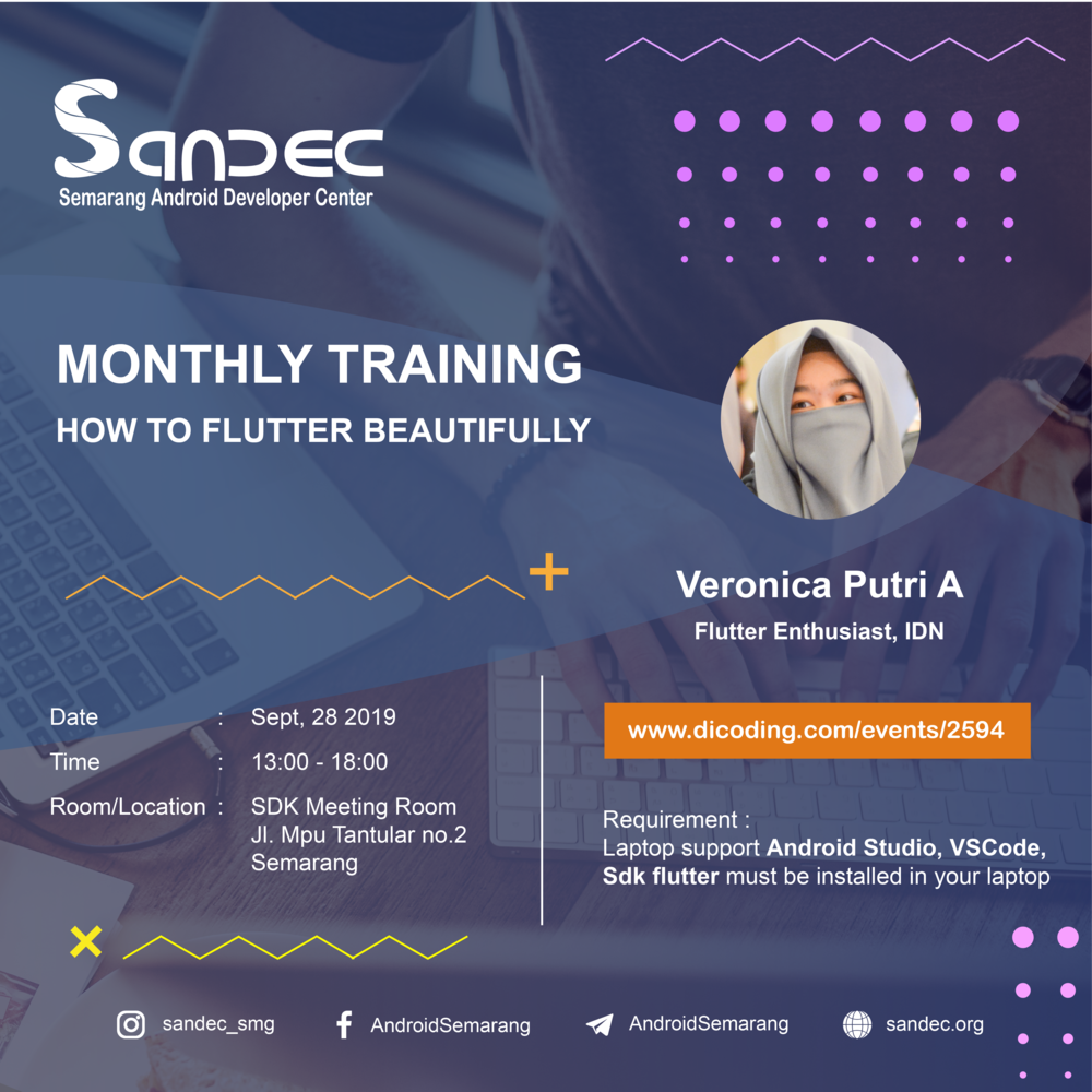 Monthly Training SANDEC #11