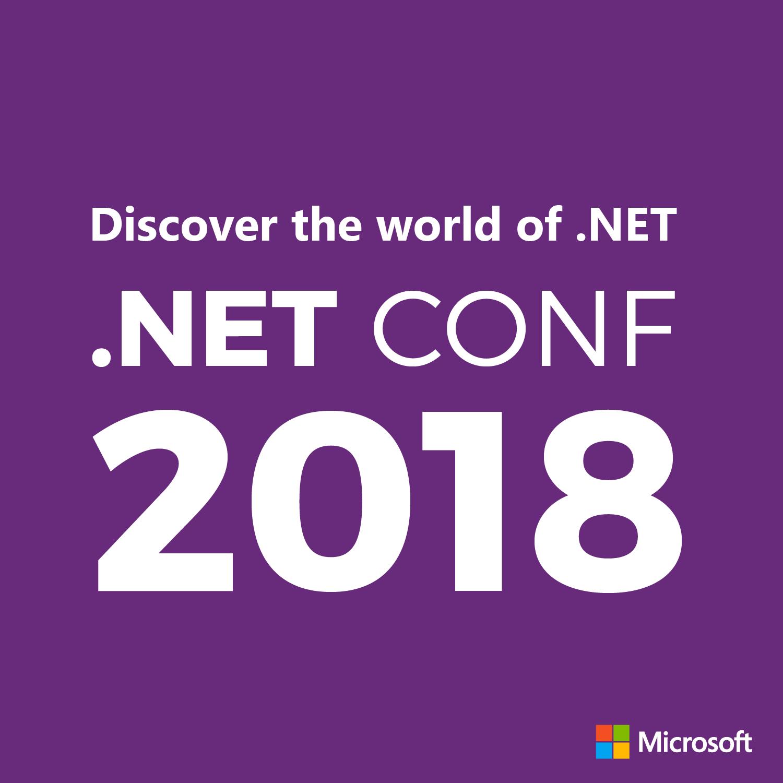 .NET Conf 2018