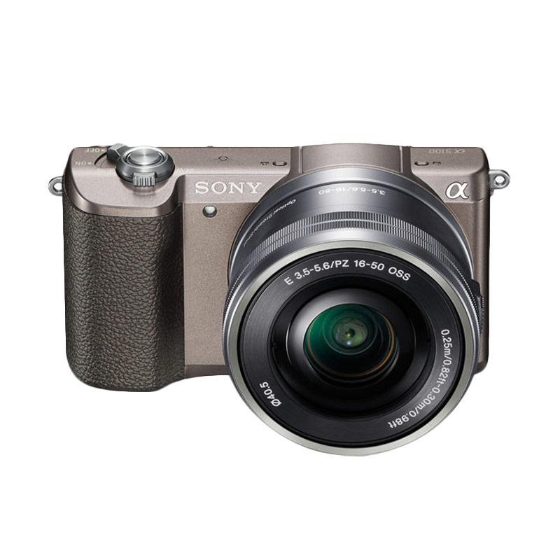 SONY ILCE A5100L Kit 16-50mm Kamera Mirrorless