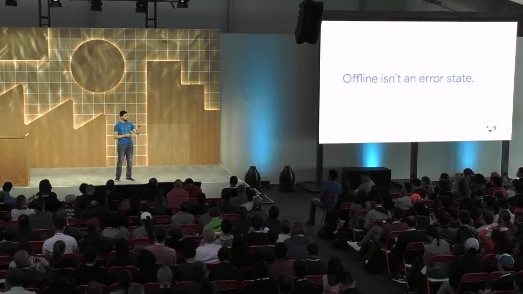 Offline No Error State for Next Billion Users
