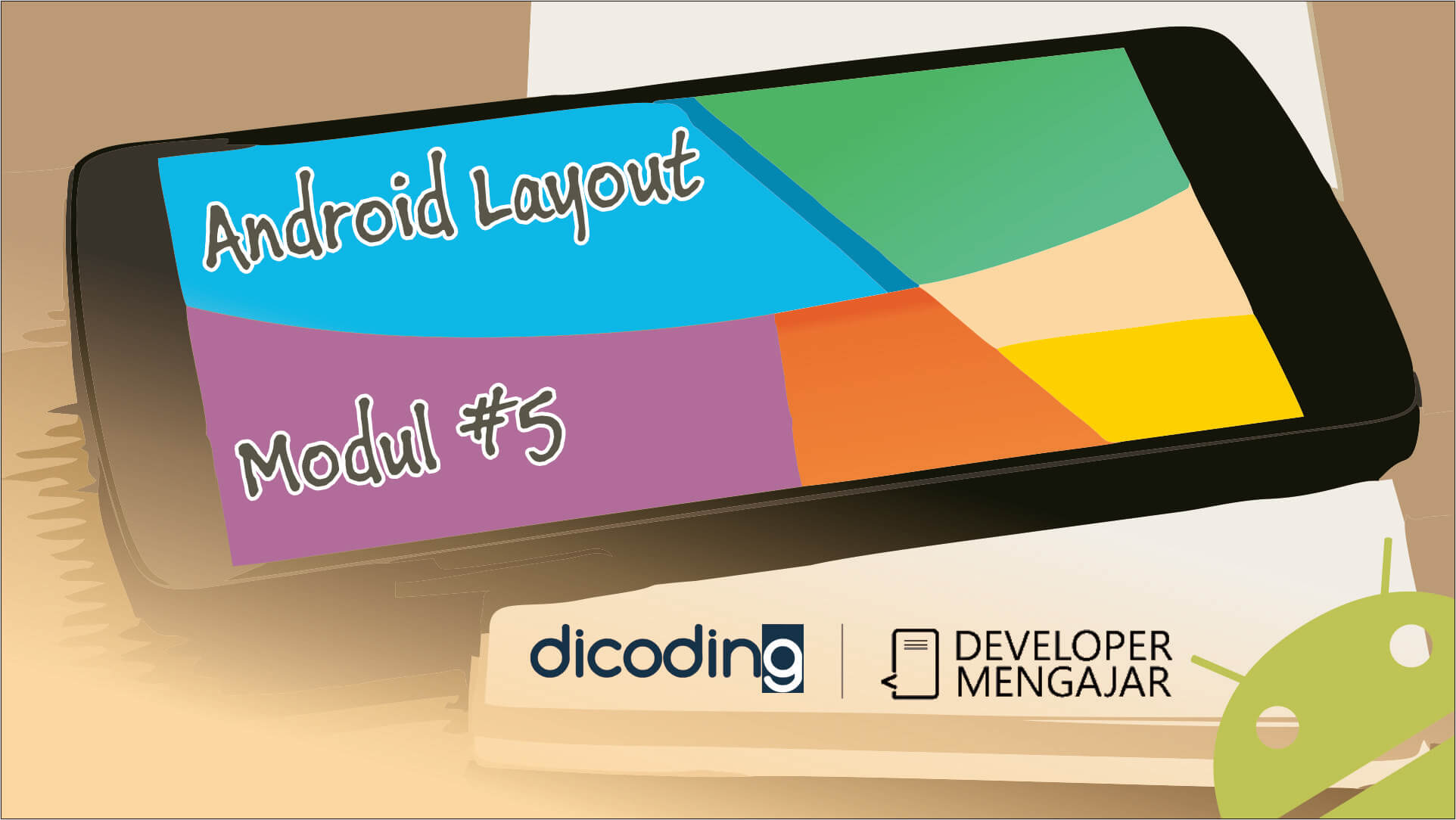 how to delete modules in android